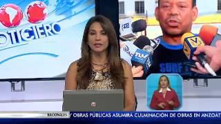 El Noticiero Televen - Emisión Estelar - Martes 06-12-2016