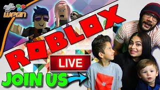 🔥ROBLOX 🔥 LIVE NOW 💙 PLAYING SPEED RUN / JAILBREAK AND MORE (2-12-18)