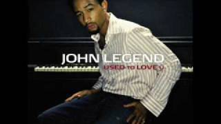 John Legend - Used To Love U (Yam Who Club Mix)