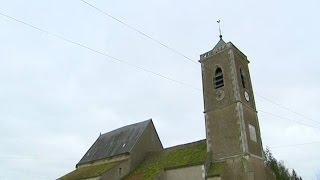 Yonne : la coûteuse rénovation de la toiture de l'église de Mont-Saint-Sulpice