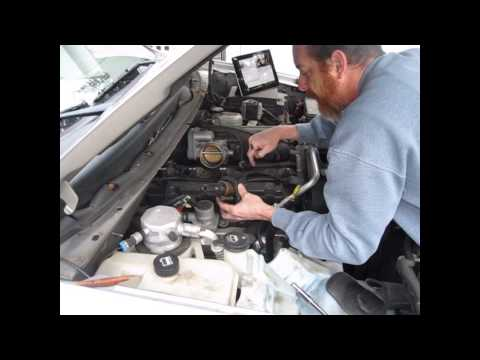 Installation of a Transmission Cooler on a 2004 Chevrol ...
