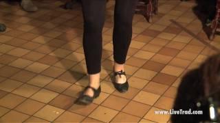 Traditional Irish Music from LiveTrad.com: Inishbofin Set Dancing & Trad Music Weekend Clip 2