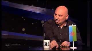24 minuta sa Zoranom Kesićem - 48. epizoda, 9. deo - analitičar: Dragan Ristić