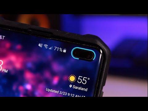 Galaxy S10 / S10 Plus 3 AWESOME Camera Cutout Hacks!