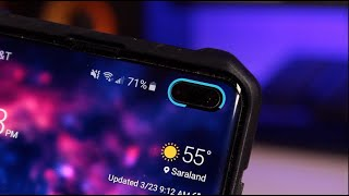 Galaxy S10 / S10 Plus 3 AWESOME Camera Cutout Hacks!