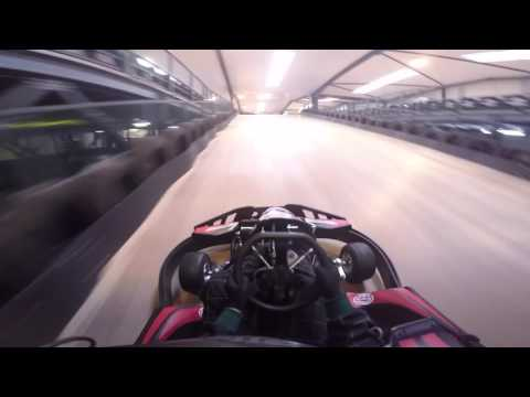 Go Pro Laps of TeamSport Sheffield - Indoor Go Karting