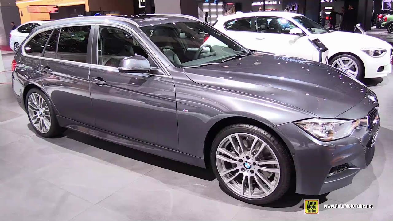 2015 bmw 3 series 335d xdrive touring m sport exterior. Black Bedroom Furniture Sets. Home Design Ideas