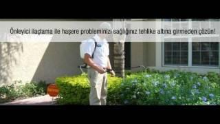 Antalya İlaçlama - Kaptan İlaçlama Antalya - Antalya İlaçlama Fiyatları