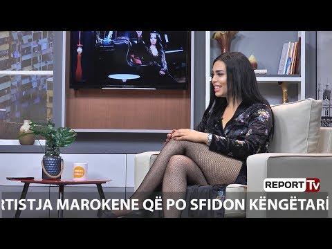 Këngëtarja marokene Lamar: Dua një burrë shqiptar, jam gati t'ja laj këmbët vjehrrës dhe vjehrrit