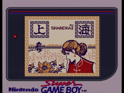 Game Boy World Direct Footage #007: Shanghai