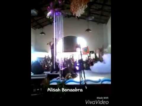 Alisah Bonaobra singing Let it Go