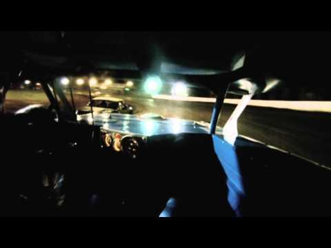 Mike McKinney In Car - UMP SS Feature - Farmer City Raceway (4/17/11)