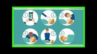 10 базовых навыков оказания первой помощи