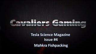 Tesla Science Magazine Issue #4 -  Mahkra Fishpacking - Fallout 4
