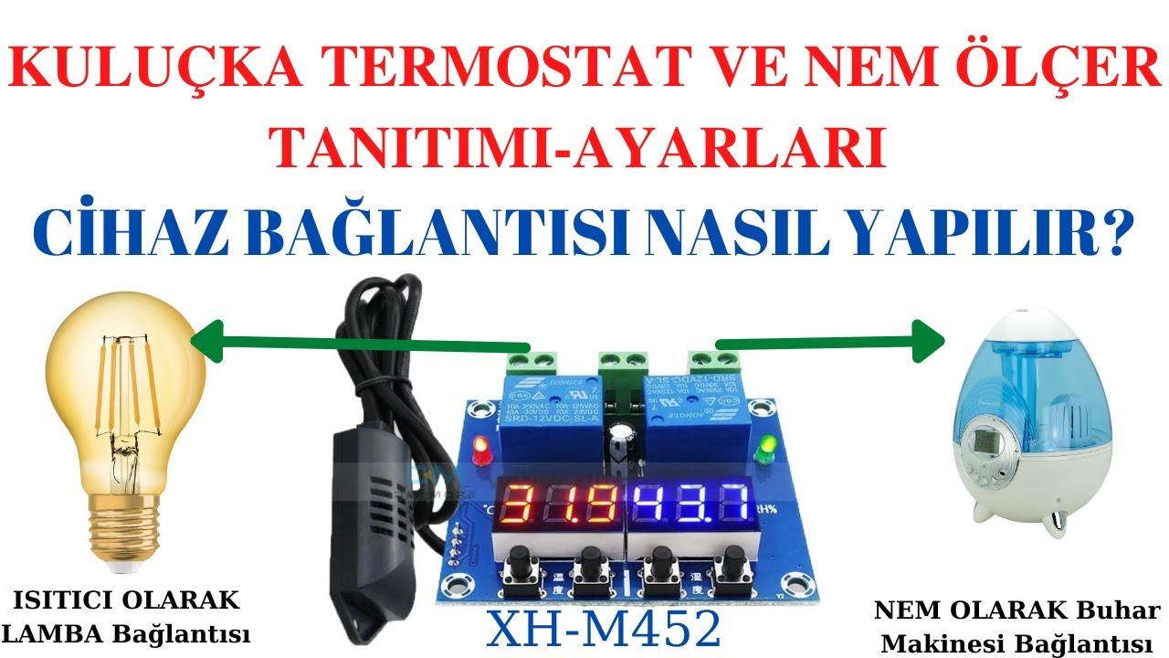 Sıcaklık ve Nem Kontrol Cihazları Sökümü ve İncelemesi _ Söküm Videoları -139-