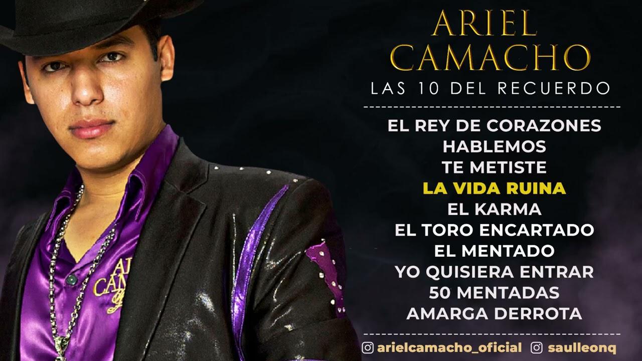 Ariel Camacho - 10 Éxitos