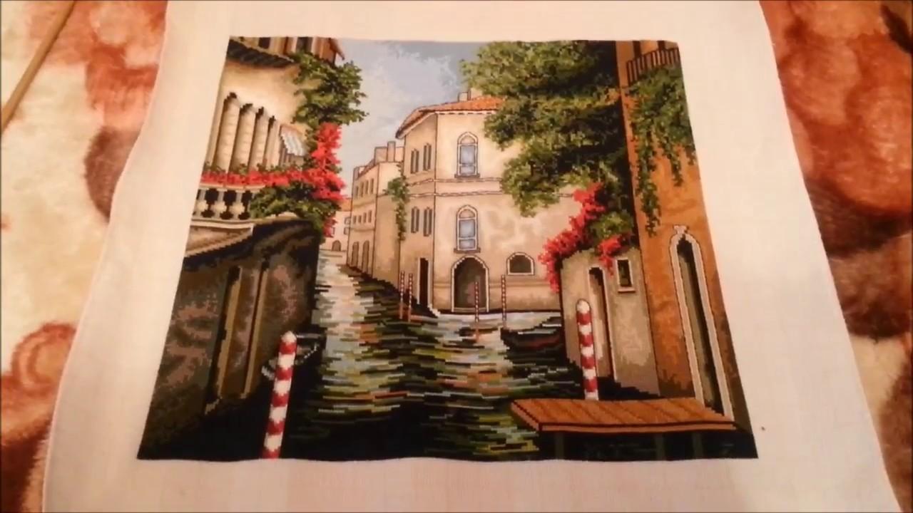 Венеция в цветах фото