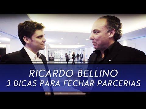 Ricardo Bellino ensina em 5 minutos o que talvez n?úo se aprenda a vida toda