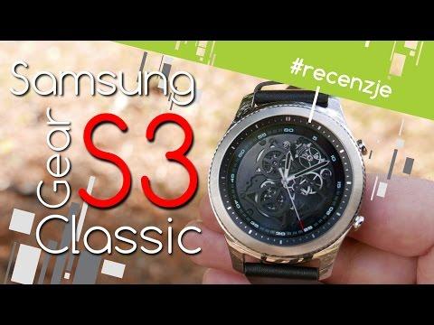 Samsung Gear S3 Classic - Recenzja / Test / Opinie / Review