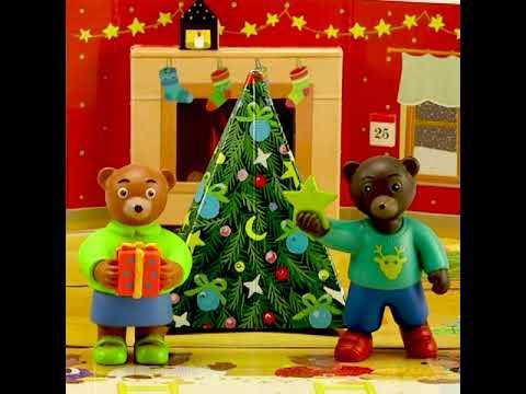 Joyeux Noel Petit Ours Brun.Petit Ours Brun Mon Petit Univers Noel