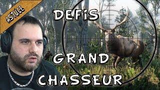 TERMINER LES DÉFIS GRAND CHASSEUR RED DEAD REDEMPTION 2