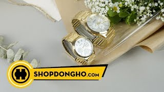Review Đồng hồ | MTP-V300G-7AUDF và LTP-V300G-7AUDF | SHOPDONGHO.com