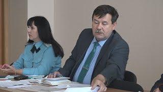 Заседание Камышловской районной ТИК