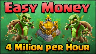 Clash of Clans - New Update Farming Strategy   Reduced Training and Hero Regen Times!