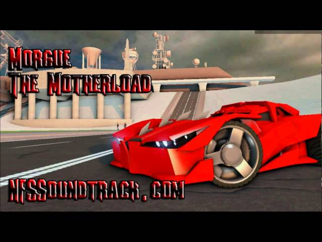 Morgue - The Motherload (Carmageddon Reincarnation Soundtrack)