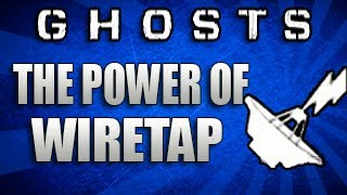 Call Of Duty: Ghosts - Power Of Wiretap! - Analysis & Breakdown - (COD Ghost Multiplayer)