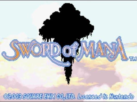 Sword of Mana: 14 - Atravessando o deserto de Jadd/ Fazendo um 8/  Salvando O espirito Djinn