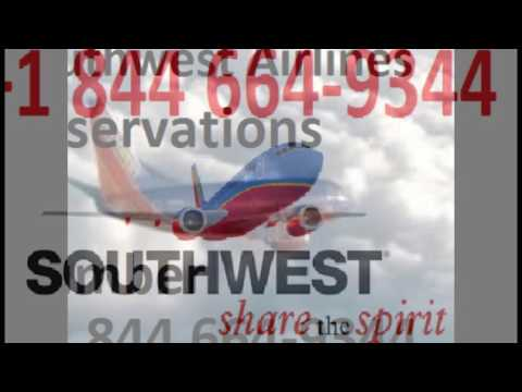 +1844 664-9344 Southwest Airlines Reservations Phone Number