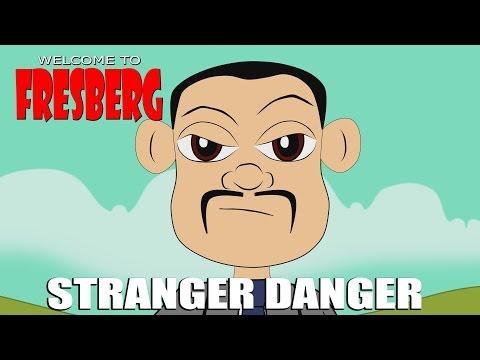 CartOon Network on ScHool Safety, Educational Cartoons, Family Video Stranger Danger like ABC Family