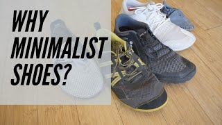 Minimalist shoes - benefits of…