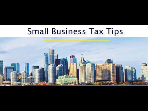 Top Tax Saving Strategies for Small Businesses