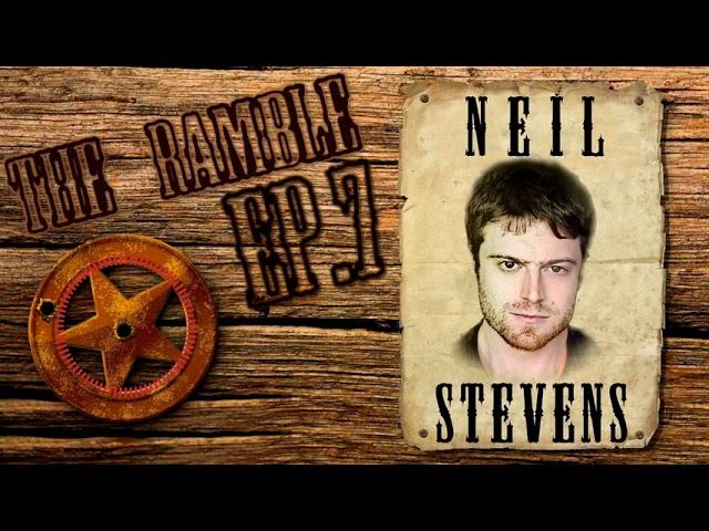 Episode 7 - Neil Stevens