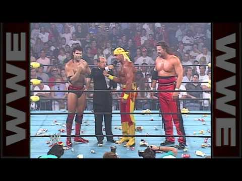 List This! - Legends of the Fall No. 1: Hulk Hogan & NWO