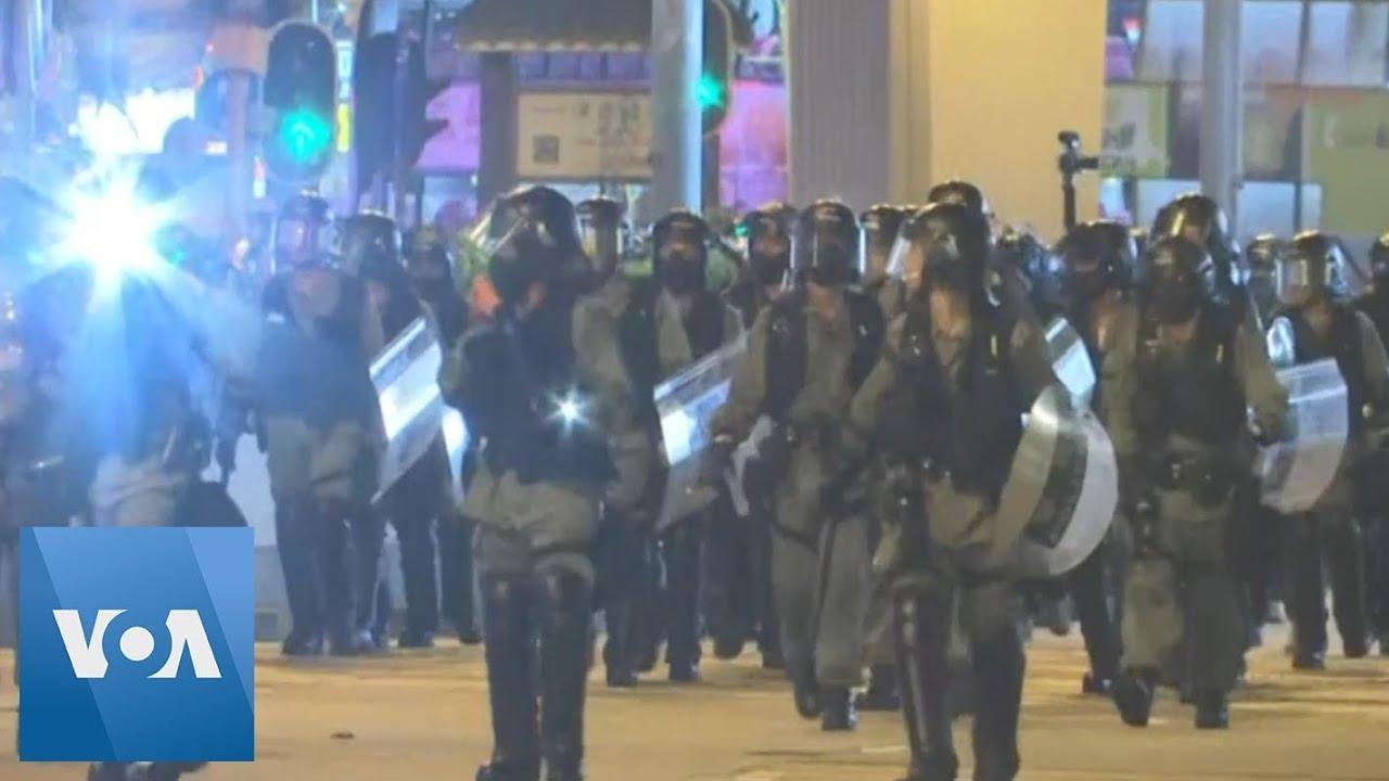 Hong Kong: Pro-Democracy Activists Refuse to Yield