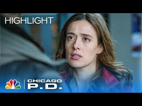 Ruzek Proposes To Burgess - Chicago PD