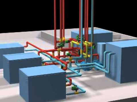 Hearst Animation Of Chiller System Youtube