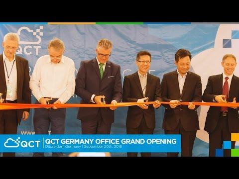 QCT Germany Office Grand Opening - Düsseldorf, Germany