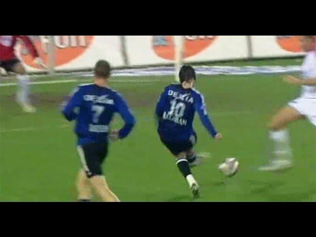 2006-2007 - Club Brugge - Zulte Waregem - GOAL Bosko Balaban
