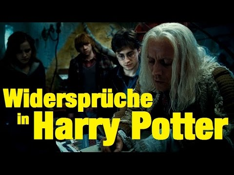 WIDERSPRÜCHE In HARRY POTTER 🔥