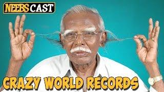 BFFs Podcast - CRAZY WORLD RECORDS - Doraleous vs Simon (Neebscast)