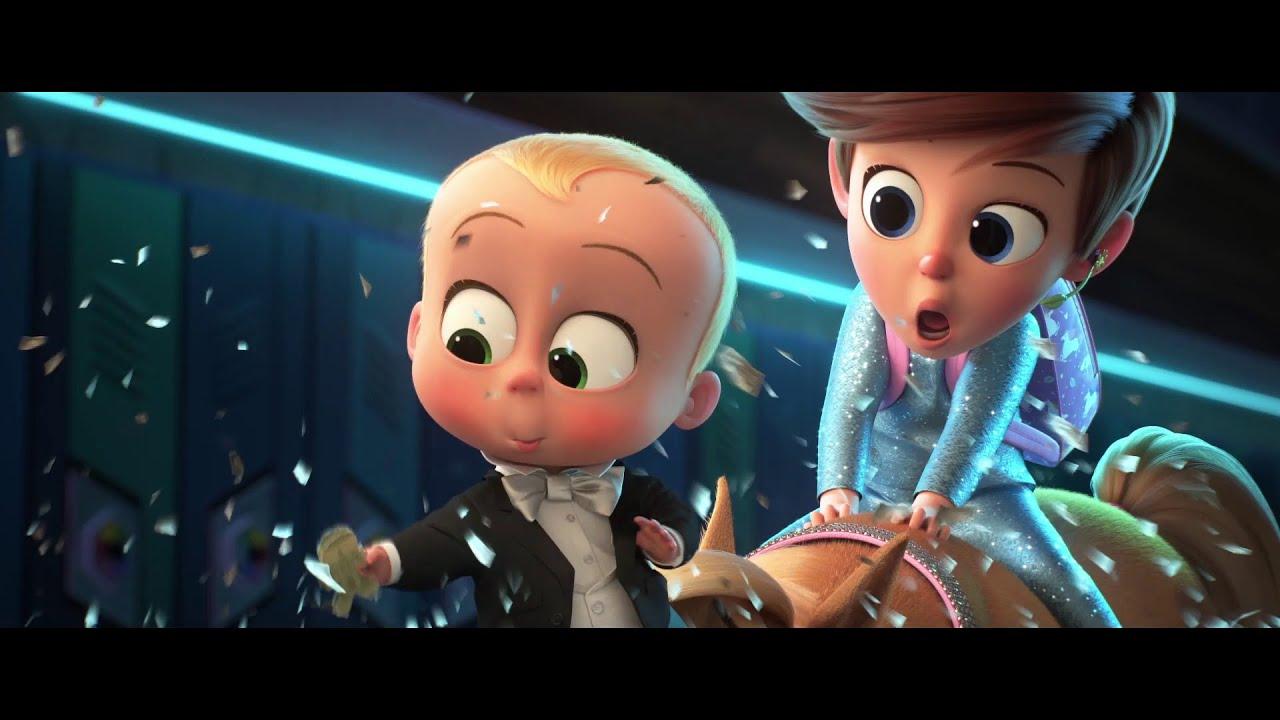 Patron Bebek 2 Aile Sirketi The Boss Baby 2 Family Business Turkce Dublajli Ilk Fragman Youtube