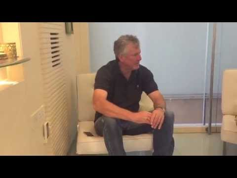 John Wright - Captain New Zealand Cricket Team ,Coach Indian  Cricket Team, Mentor Mumbai Indians'