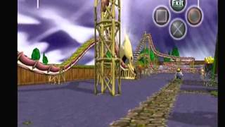 Theme Park World PS2 (GamePlay)