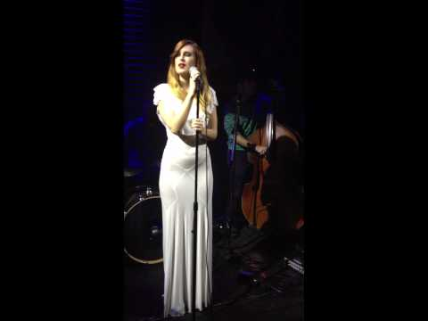Rumer Willis Covers Wrecking Ball by Miley Cyrus, full song