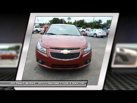 2013 chevrolet cruze brewton alabama 10869a youtube