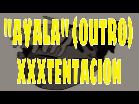 AYALA (Outro) XXXTENTACION - ACOUSTIC GUITAR TUTORIAL (TAB)